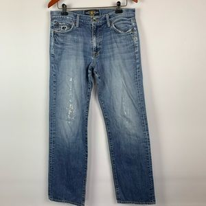 Lucky Brand 361 Vintage Straight Men 32 x 33 Jeans
